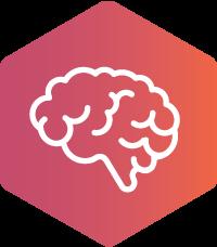 Icône cerveau